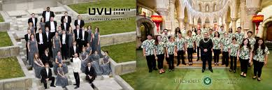 Uvu Map Utah Valley University Chamber Choir With The Uh Chamber Singers