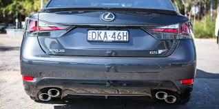 lexus gs india 2017 lexus gs f review caradvice