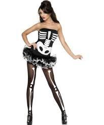 Ref Halloween Costumes Fever Skeleton Costume Black White Medium Fever Http Www