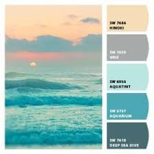 image result for beach bedroom color schemes sand sea blue color