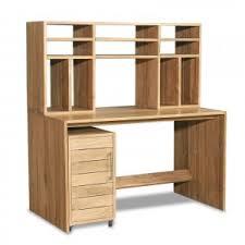 bureau teck massif bureaux de style industriel en bois et métal bureaux en teck