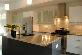 Kitchens With Stainless Steel Countertops 141 Kendene Street U2013 Jw York Homes Athens Custom Home Builder