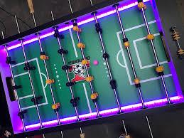Tornado Foosball Table Led Valley Tornado Foosball Tables Video Amusement Arcade Game