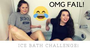 Challenge Fail Bath Bath Challenge With A Twist