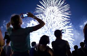How To Light Fireworks Fireworks Shows How To Take Fireworks Photos With Your Phone Time