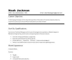 basic resume exles for students basic resume objectives
