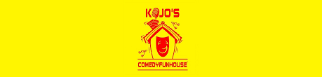 Backyard Comedy Kojos Comedy Fun House Early Show At Backyard Comedy Club
