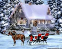 winter carriage rides at dominion valley country club