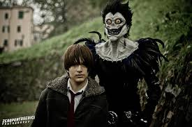 Death Note Halloween Costume Ryuk Light Death Note Lisa90cosplay Deviantart