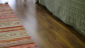 Wet Laminate Flooring - wooden floor laminate cleaning with modern broom with wet mop at