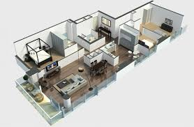 home design layout 3 bedroom apartment house plans