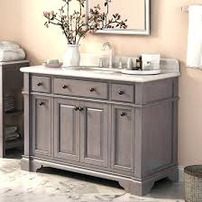 Marble Top Bathroom Cabinet Vanities Cultured Marble Integral Single Sink Bathroom Vanity
