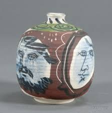 Studio Pottery Vase Search All Lots Skinner Auctioneers