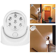 wireless motion lights outdoor motion sensor light ebay