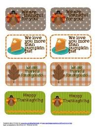 thanksgiving freebie these gift tags are for students