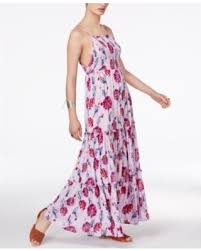 Cyber Monday Savings Free People Garden Party Maxi Dress Purple L