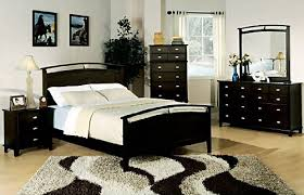 Bed Sets Black Black Finish Bedroom Set Bedroom Sets