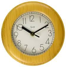 modern wall clock png image pngpix