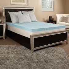 Best Gel Foam Mattress Topper Egg Crate Gel Infused Memory Foam Mattress Topper Twin Amazon Bed