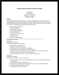administrative assistant objective for resume cover letter receptionist administrative assistant resume cover letter administrative assitant resume format administrative assistant examplesreceptionist administrative assistant resume extra medium size