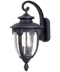 Minka Lavery Island Lighting Minka Lavery 8952 Burwick 10 Inch Wide 3 Light Outdoor Wall Light