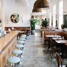 Kitchen Design Restaurant Vintage Objects Populate Restaurant In Charleston By Basic Projects