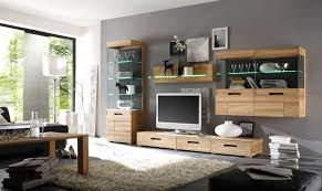 Wohnzimmerschrank In Eiche Wohnwand Eiche Modern Planen Finden Sie Ihre Wohnung Dekor Stil
