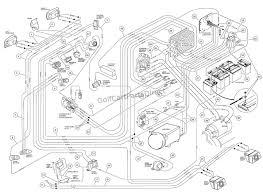 1999 club car wiring diagram gooddy org
