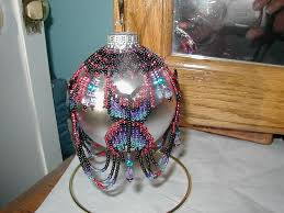 163 best bbs beaded ornaments board images on