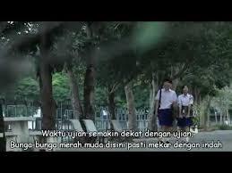 film romantis subtitle indonesia film romantis thailand sub indonesia just a second part 3 youtube