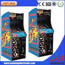 Galaga Arcade Cabinet New Upright Video Arcade Game Ms Pac Man Galaga 60 Games