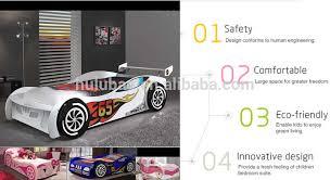 Race Car Bunk Bed Kids Bed Room Furniture Panamera Car Shap Bed Kids Car Beds Kids