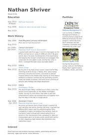 Soccer Resume Samples by Busser Resume Samples Visualcv Resume Samples Database