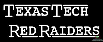 texas tech neon light texas tech red raiders neon sign ncaa teams neon light texas tech