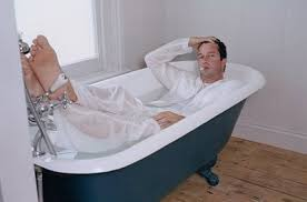 Bathtub Pinup The Privy Counsel A Bog Blog Privy Counsel Pin Up James Purefoy