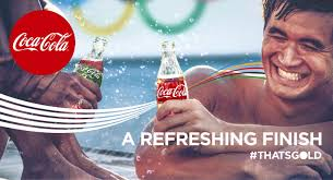 coke photography coca cola celebrates gold medal moments in campaign for rio