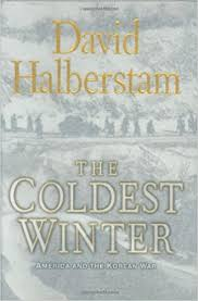 the coldest winter america and the korean war