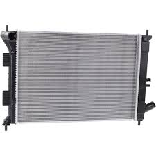new radiator coupe sedan for hyundai elantra kia forte ki3010147