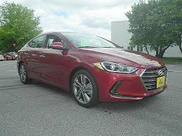 find a new scarlet red pearl 2017 hyundai elantra car in brunswick