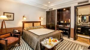 les chambres classiques de l heure bleue palais sont d inspiration