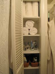 Vintage Linen Cabinet Bathroom Mesmerizing Home Furniture With Sophisticated Corner