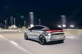 concept mercedes frankfurt 2017 mercedes benz eqa concept electrifies the compact