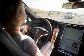 tesla driver dies in first fatal autonomous car crash in us new