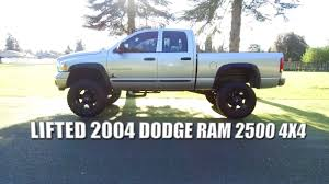 lifted 2004 dodge ram 2500 4x4 youtube