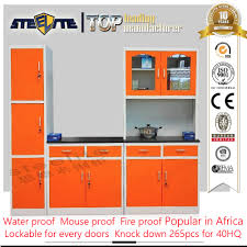 stainless steel kitchen cabinet china kitchen cabinet metal