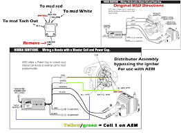 how to install msd 6al ignition box on hei youtube entrancing msd