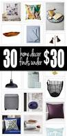 thirty home decor things under 30 bower power