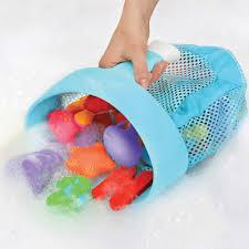 Bathroom Toy Storage Ideas Munchkin Super Scoop Bath Toy Organizer Munchkin Babies