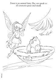 156 best color tinkerbell images on pinterest coloring books