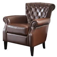 Leather Reading Chair Amazon Com Best Selling Franklin Bonded Leather Club Chair Brown